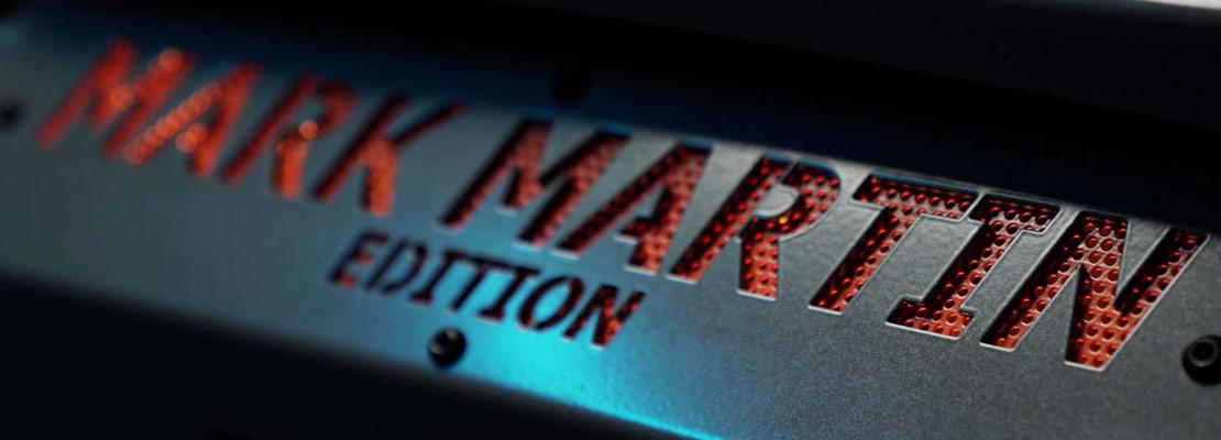 Spartan Limited Mark Martin Edition